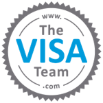 The Visa Team Logo
